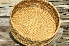 Double-base bread or fruit basket - from £45