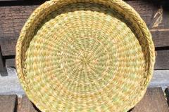 Ear of Wheat breadbasket  30 cm - £75